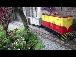 Backyard Trains You Can Ride For Sale Ride On Backyard Railroad 1 Switching Youtube