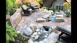 Rock Patio Designs by Pictures Of Stone Patios Home Design Ideas And Pictures