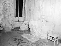 President Bathtub The Daily Tubber The Many Bathrooms Of President Truman