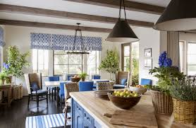 Sarah Richardson Dining Rooms Blue And White Rooms Decorating With Blue And White