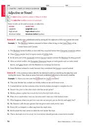 boyce grammar packet