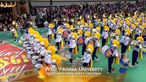 the pride of west virginia open the macy s thanksgiving