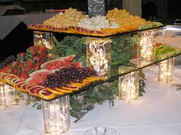 buffet table display ideas home design