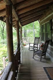 Log Cabin Floors by Stonebridge Log Cabin In Treehouse Setting