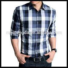 new look dresses men casual trendy western shirt for promotion