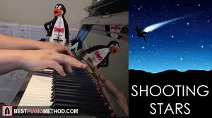 Piano Meme - bag raiders shooting stars meme song piano cover by amosdoll