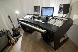 small music studio interior design small studio desk recording studio table music