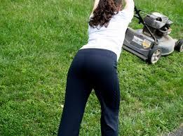 push mower workout