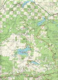 National Forest Map Colorado by Georgetown Divide Maps El Dorado County Eldorado National Forest