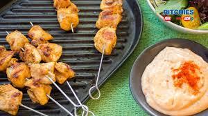 smoky paprika smoky paprika chicken skewers food