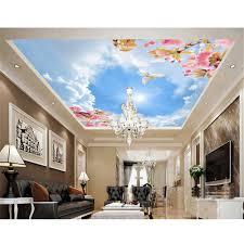 Fototapete Wohnzimmer Modern Benutzerdefinierte Fototapeten Diy Decke Tapete Wohnzimmer Vlies
