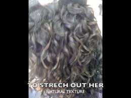 perm for grey hair a curly perm for natural textured hair youtube