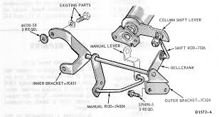 mustang c6 transmission c6 linkage help ford forums ford cars tech forum