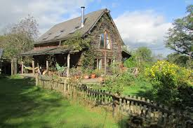 In Law Cottage Ben Law Woodsman Coppicer And Natural Eco Builder Of The