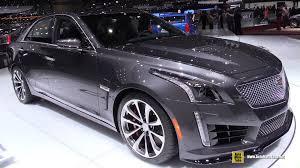 cadillac cts motor 2016 cadillac cts v exterior and interior walkaround 2015