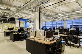 open plan office layout definition matt blodgett but where do people work in this office