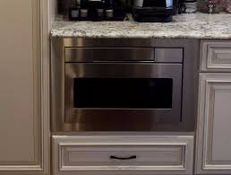 Microwave In Island In Kitchen Trimkits Usa