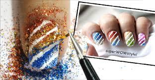 glitter nails glitter nail polish designs youtube