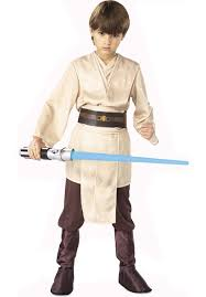 jedi knight child costume star wars fancy dress escapade uk