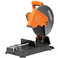 ridgid 15 amp 14 in abrasive cut off machine r41421 the home depot