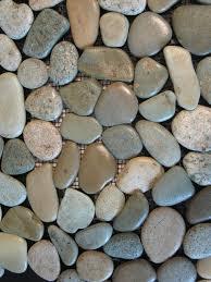 inspirations rock tile backsplash pebble mosaic tile pebble