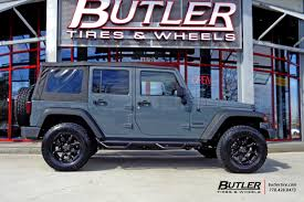 rhino jeep jeep wrangler with 18in black rhino glamis wheels exclusively from