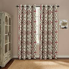 Amazon Thermal Drapes Amazon Com H Versailtex Thermal Insulated Blackout Window Room