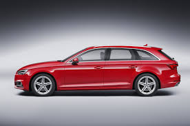 2017 audi a4 revealed with lighter weight evolutionary design