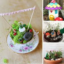 12 ways to make a totally magical diy fairy garden with your kids