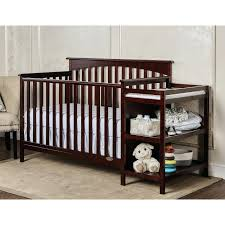 Cribs With Changing Tables Attached Crib And Changing Table Athena Leila Crib And Dresser Changing
