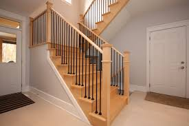 L Shaped Stairs Design Magnificent Simple Stairs Design China Simple L Shaped Wood Stairs