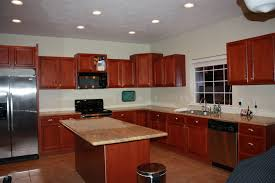 Paint Wood Kitchen Cabinets Kitchen Room Design Enganging Small Kitchen Shiny Black