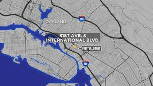 Map Of Oakland At Least 9 Dead 25 Unaccounted For In Oakland Fire Abc30 Com
