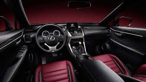 lexus enform uae lexus nx sport got a new face cars for you