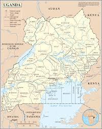 Un Map Un Uganda U2022 Mapsof Net
