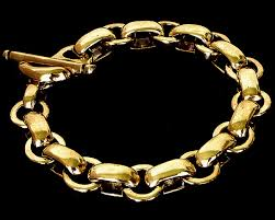 chain link bracelet gold images Bracelets by tony creed JPG