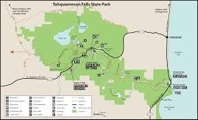 Wisconsin State Park Map by Tahquamenon Falls State Parkmaps U0026 Area Guide Shoreline Visitors
