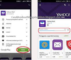 membuat yahoo mail via hp 2 cara membuat email yahoo baru lewat hp android aplikasi