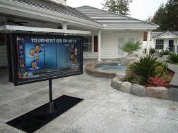 Outdoor Tv Cabinets For Flat Screens by Outdoor Lowes Outdoor Storage Cabinets Outdoor Tv Cabinet Ideas