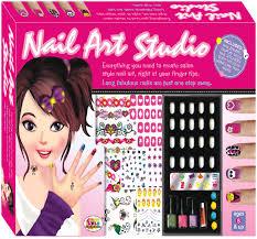 ekta nail art studio kit 8 years plus online india buy art