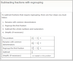 solving problems that include fractions and decimals texas gateway