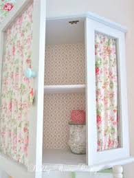 Curtains For Cupboard Doors Rowley Company Cabinet Curtains Cabinets With Curtains As Doors