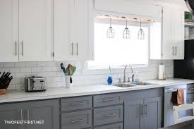 where can i get kitchen cabinet doors painted update kitchen cabinets without replacing them by adding trim