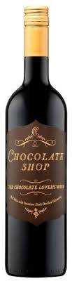 chocolate shop wine chocolate shop wine with chocolate flavors nv
