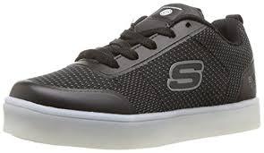 skechers energy lights black skechers kid s energy lights sneakers amazon ca shoes handbags