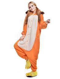 lion halloween costume kigurumi pajama lion onesie for fleeceflannel yellow animal