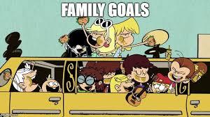Nickelodeon Memes - my family goals imgflip