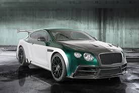 bentley garage mansory gt race is a brilliant 1000 hp bentley continental