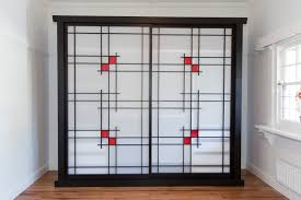 functional decoration with japanese home divider laluz nyc home