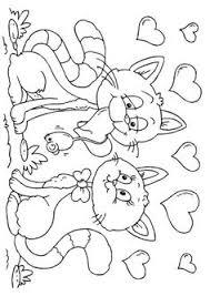 cat coloring pages 3 cat pinterest